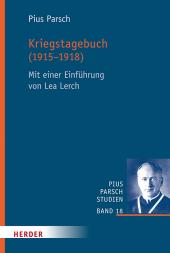 Pius Parsch Studien