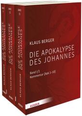 Die Apokalypse des Johannes, 2 Bde. in 3 Tlbdn.