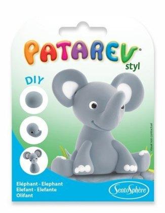 Patarev Knete Elefant