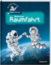 Der kleine Major Tom. Space School - Abenteuer Raumfahrt! Cover