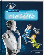 Der kleine Major Tom. Space School - Alles über künstliche Intelligenz! Cover