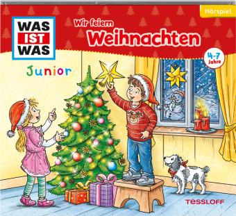 WAS IST WAS Junior Hörspiel Wir feiern Weihnachten, Audio-CD