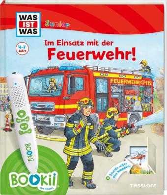Was ist was Junior: Im Einsatz mit der Feuerwehr!