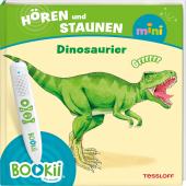 BOOKii® Hören und Staunen Mini - Dinosaurier Cover