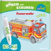 BOOKii® Hören und Staunen Mini - Feuerwehr Cover