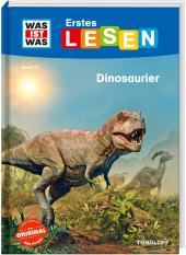 WAS IST WAS Erstes Lesen: Dinosaurier Cover