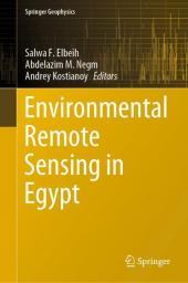Environmental Remote Sensing in Egypt