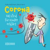 Corona - Das Virus für Kinder erklärt Cover