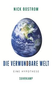 Die verwundbare Welt Cover