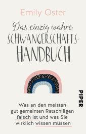 Das einzig wahre Schwangerschafts-Handbuch Cover