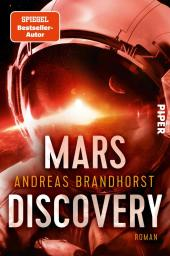 Mars Discovery Cover