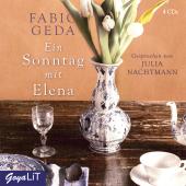 Ein Sonntag mit Elena, 4 Audio-CD Cover