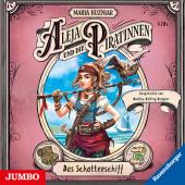 Aleja und die Piratinnen. Das Schattenschiff, 4 Audio-CD Cover