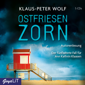 Ostfriesenzorn, 4 Audio-CD