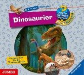 Wieso? Weshalb? Warum? ProfiWissen. Dinosaurier, Audio-CD Cover