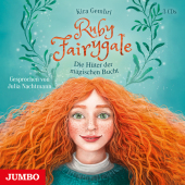 Ruby Fairygale - Die Hüter der magischen Bucht, 3 Audio-CD Cover