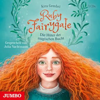 Ruby Fairygale - Die Hüter der magischen Bucht, 3 Audio-CD