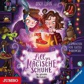 Lillys magische Schuhe. Die geheime Werkstatt, Audio-CD