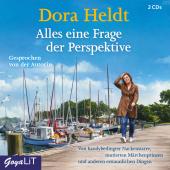 Alles eine Frage der Perspektive, 2 Audio-CD Cover
