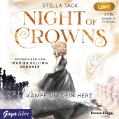 Night of Crowns. Kämpf um dein Herz, 2 Audio-CD, Cover