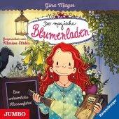 Der magische Blumenladen. Eine unheimliche Klassenfahrt, Audio-CD