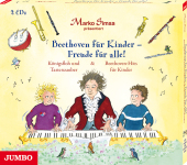 Beethoven für Kinder - Freude für alle! Königsfloh und Tastenzauber und Beethoven-Hits für Kinder, 2 Audio-CD