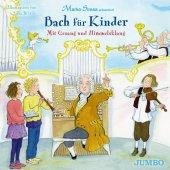 Bach für Kinder. Mit Gesang und Himmelsklang, Audio-CD