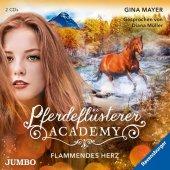 Pferdeflüsterer-Academy. Flammendes Herz, 2 Audio-CD