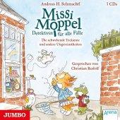 Missi Moppel. Die schwebende Teekanne und andere Ungereimtheiten, 3 Audio-CD