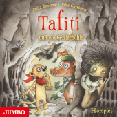 Tafiti und die Geisterhöhle, Audio-CD