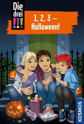 Die drei !!!, 1, 2, 3 - Halloween! (drei Ausrufezeichen)