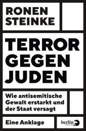 Terror gegen Juden Cover