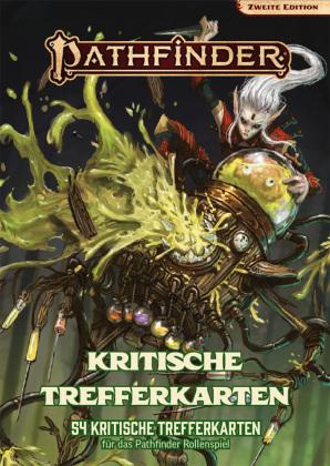 Pathfinder Chronicles, Zweite Edition, Kritische Trefferkarten