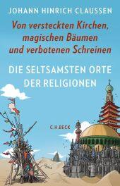 Die seltsamsten Orte der Religionen Cover