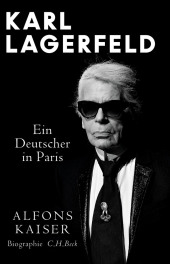Karl Lagerfeld Cover