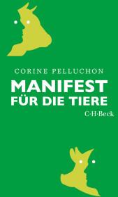 Manifest für die Tiere Cover