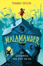 Malamander - Die Geheimnisse von Eerie-on-Sea Cover
