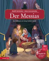 Der Messias, m. Audio-CD Cover
