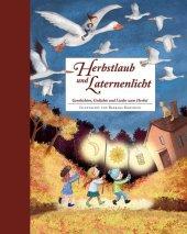 Herbstlaub und Laternenlicht Cover