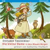 Die kleine Dame in den Blauen Bergen, 3 Audio-CD