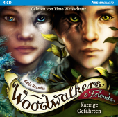 Woodwalkers & Friends - Katzige Gefährten, 4 Audio-CD
