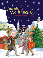Zauberhafte Weihnachten. Die schönsten Klassiker für Erstleser Cover