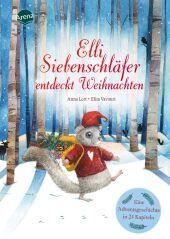 Elli Siebenschläfer entdeckt Weihnachten Cover