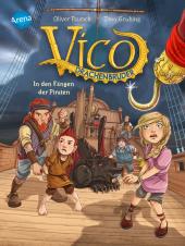 Vico Drachenbruder, In den Fängen der Piraten