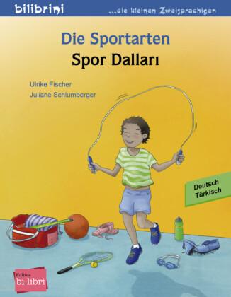 Die Sportarten / Spor Dallari