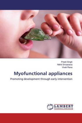 Myofunctional appliances