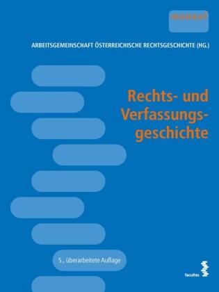 Rechts- und Verfassungsgeschichte