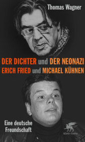 Der Dichter und der Neonazi Cover