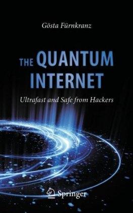 The Quantum Internet