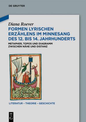 Formen lyrischen Erzählens im Minnesang des 12. bis 14. Jahrhunderts